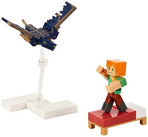 Minecraft Comic Mode Phantom and Alex 2-Pack