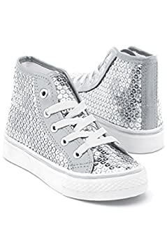 Best silver sequin shoes Reviews