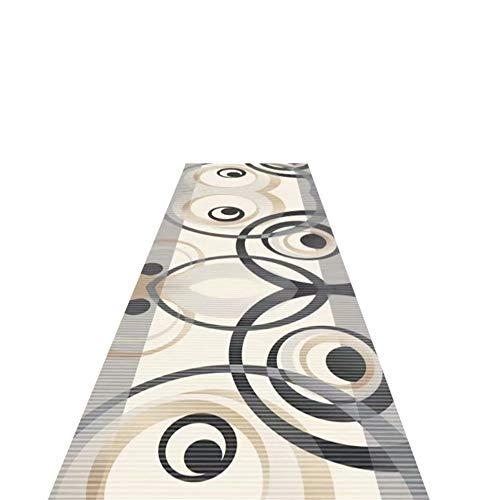 Teppich Läufer, Küche Flur Langer Teppich Teppich Runner - Griffige - 60/80 / 100/120 cm Breite (Size : 80X290cm)