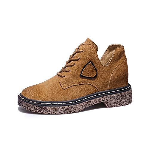 Shukun enkellaarsjes damesschoenen in de herfst en winter met Martin Boots Short tube inside verdikking kleine korte laarzen