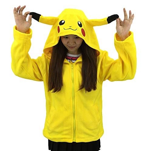 Pikachu Zip Hoodie