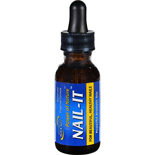 North American Herb and Spice Nail-It Supplement, 1 Fluid Ounce