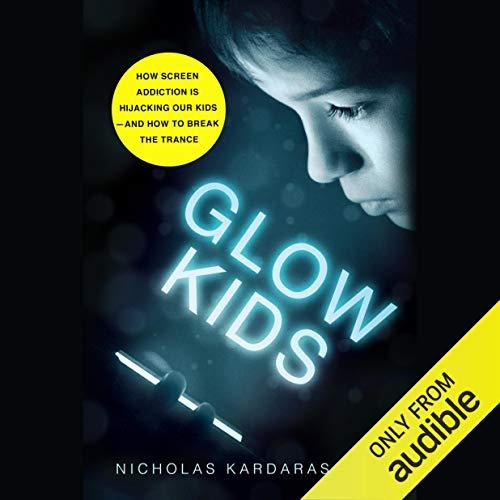 『Glow Kids』のカバーアート