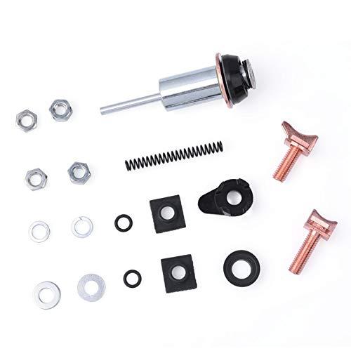 aqxreight Kit de reparación de motor de arranque diésel, Kit de reparación de motor de arranque diésel para Discovery Defender TD5 2.5