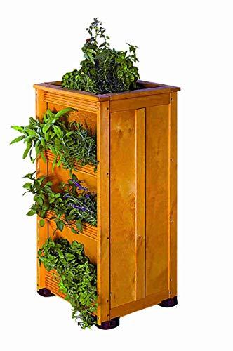 Mobile, le jardin d'herbes aromatiques GASPO prend de la hauteur