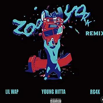 Zoo York Remix X Lil Wap X RG4x