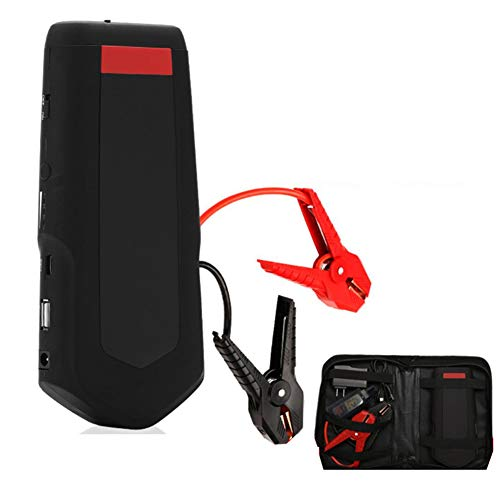 Why Choose LNLJ Portable Car Lithium Jump Starter with Intelligent Jumper Cables - 800A Peak, 13200M...