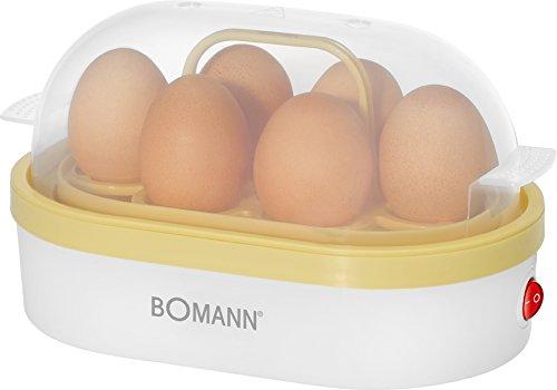 Bomann EK 5022 CB - Utensilio para Huevos (230 V, 50 Hz)