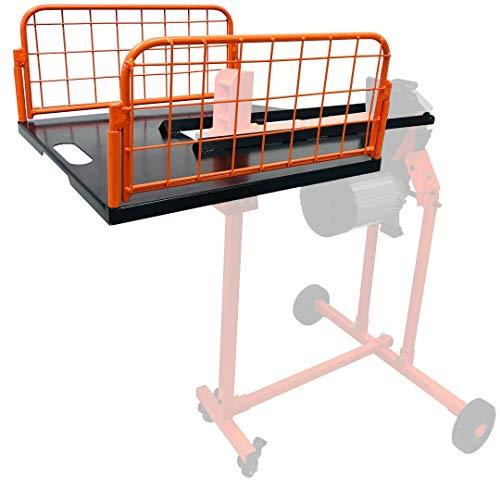 Universal Holzspalter Werkbank Log Catcher Tablett für kleine spaltmaschinen