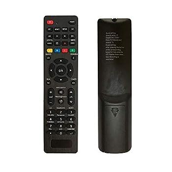 Universal Remote Control-Simple Settings Required Universal Remote Control for RCA,Sanyo,JVC,TCL,Sharp,Hitachi,Vestel,Vizio,Toshiba,Hisense,Haier,Samsung,LG,Sony,Smart TVS
