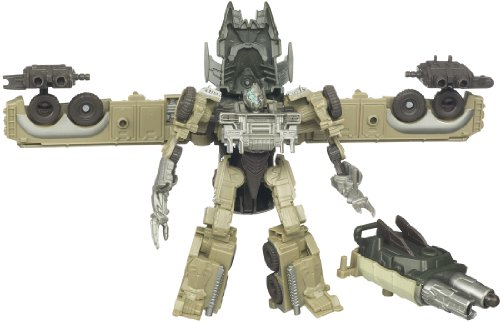 Transformers: Dark of the Moon CV13 Megatron & BLASTWAVE WEAPONS BASE TakaraT... (japan import)