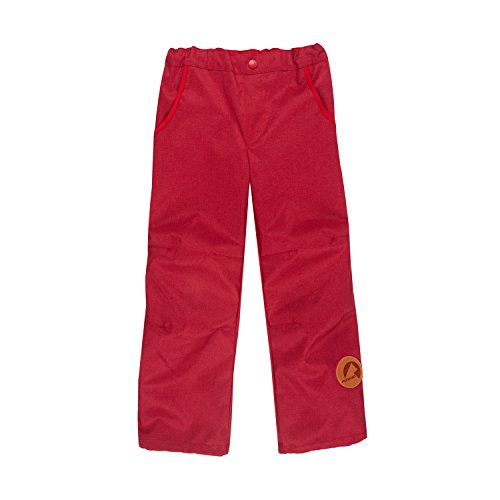 Finkid Keksi Ice persian red wassserdichte Kinder Outdoor Regen Hose