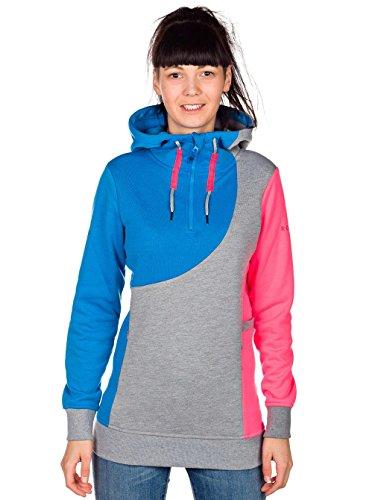 Roxy Damen Fleece VINE, aster blue, L, WPWPO243-BLU-L
