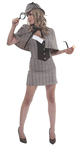 Costumes pour toutes les occasions OR550062XS Extra Small Private Eye