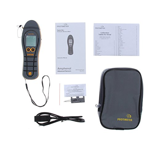 Protimeter Digitales Mini Feuchtemessgerät BLD5702