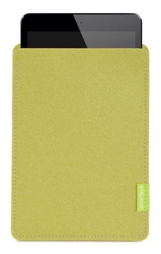 WildTech Sleeve für Medion LifeTab S8312 Hülle Tasche - 17 Farben (Made in Germany) - Lindgrün