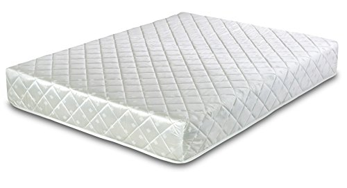Visco Therapy Deluxe Memory Foam Coil Spring Rolled Mattress - Small Double