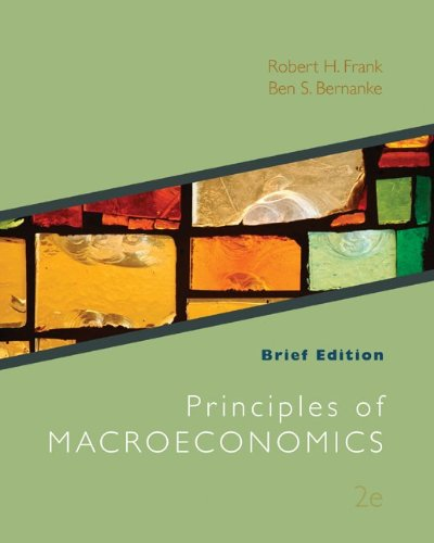 Principles of Macroeconomics Brief Edition with Connect Access Card