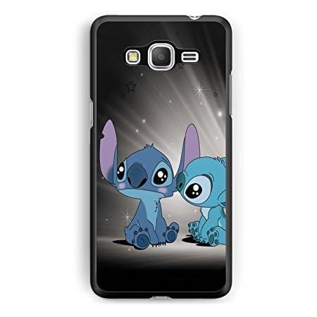 Coque Samsung Galaxy J3 2016 Lilo Stitch Tortue Love Ohana Citation Disney Case Swag REF11738 REF11048