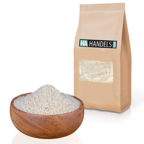 Mandelmehl weiß blanchiert naturbelassen ungeschwefelt ungeröstet gemahlen gesiebt glutenfrei ohne Haut 500g bis 1kg (500g)