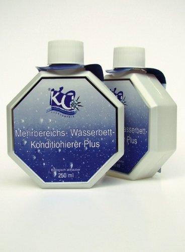 KC (Karmachemie) Mehrbereichs-Wasserbett-Konditionierer-Plus (4er Sparpack)