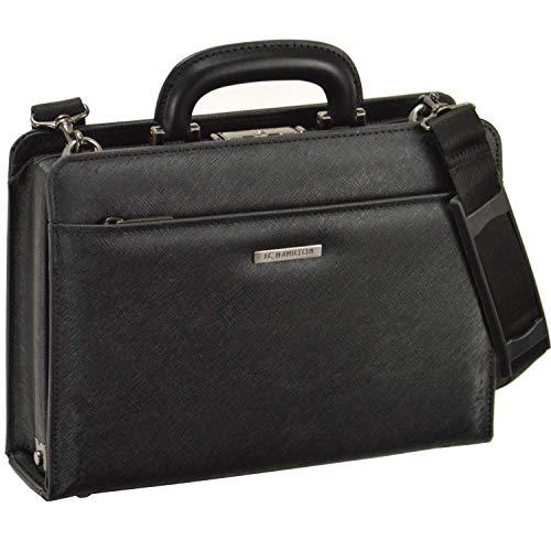 日本製 最強のパフォーマンス 牛革 ハンドル [和製 鞄] 角シボ 全開 大容量 ダレスバッグ B5 ファイル対応 大開き ビジネスバッグ メンズ 機能性 バッグ