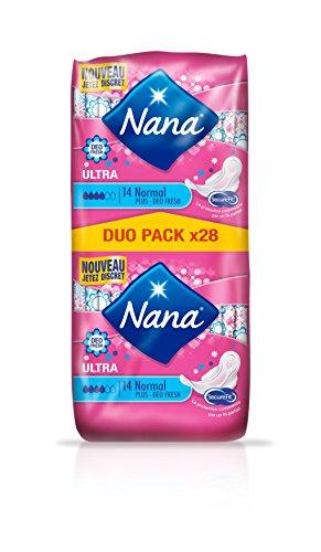 Nana Ultra Normal Plus Déofresh - Serviette...