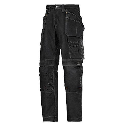 Snickers Cotton Hose schwarz Gr. 48