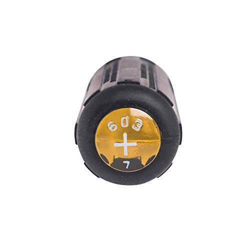 Klein Tools 603-7 #2 Phillips Screwdriver 7-Inch Round Shank
