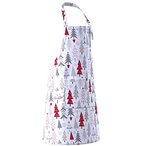 Dapper&Doll Christmas Apron for Toddlers
