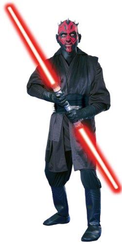 Desconocido Disfraz de Darth Maul de Star Wars para hombre