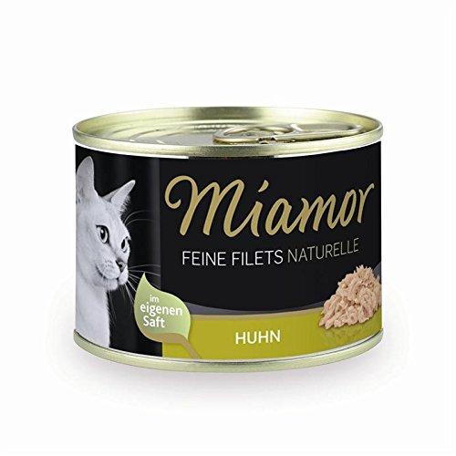 Miamor Feine Filets Naturelle Huhn | 12x156g