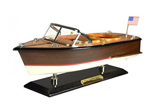 Navyline Holz-Modellboot - Amerikanisches Motorboot