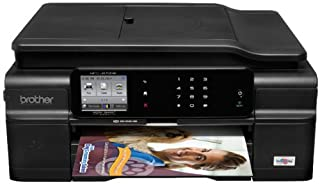 Brother MFC-J870DW Wireless Color Inkjet Printer with Scanner, Copier and Fax (Discontinued by Manufacturer)