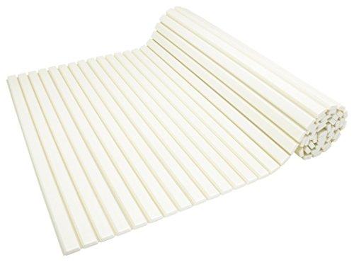 ガオナ これカモ シャッター式風呂ふた 取替用 幅70×長さ160cm (コンパクト 軽量 アイボリー) GA-FR004