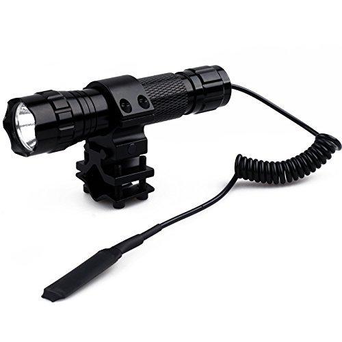 1000 lm tactical flashlight - 4