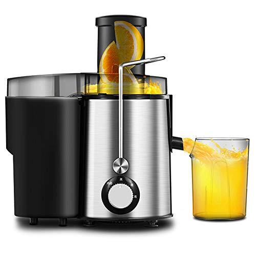 JUZEN Exprimidor eléctrico de cítricos, exprimidor centrífugo, máquina de cocción de Frutas...