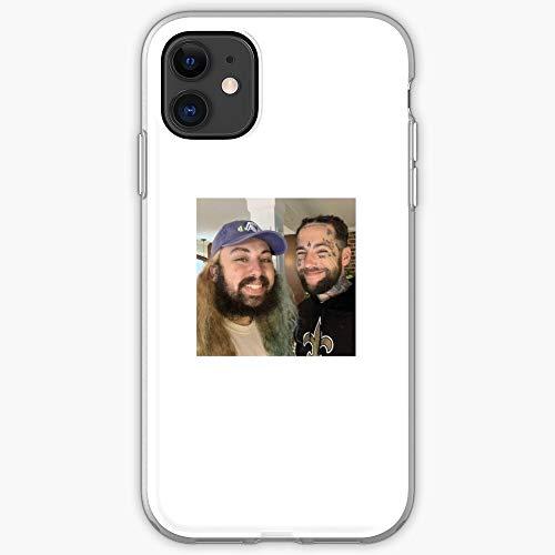 Cherry Scrim Lil Da Peep Ruby | Phone Case for iPhone 11, iPhone 11 Pro, iPhone XR, iPhone 7/8 / SE 2020, Samsung Galaxy
