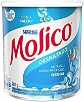 Leite em Pó, Desnatado, Total Cálcio, Molico, 280g