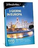 Wonderbox - Cofanetto Regalo - Europa - 3 Giorni in Europa - 1995...