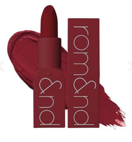[Sunset Edition] Romand Zero Matte Lipstick (#Midnight) ロムアンド ゼロ マット リップスティック [並...