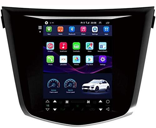 para Nissan Qashqai/X-Trail 2013-2016 Dispositivo de navegación GPS con Pantalla táctil de 9,7 Pulgadas Navegación automática Navegación por satélite Estéreo Android 32g WiFi/BT Tethering Internet