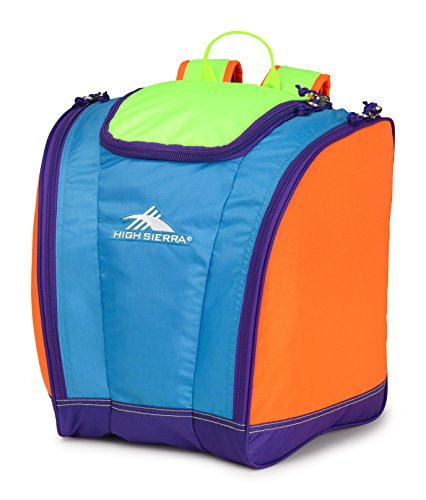 High Sierra Junior Trapezoid Boot Bag, Neon Colorblock