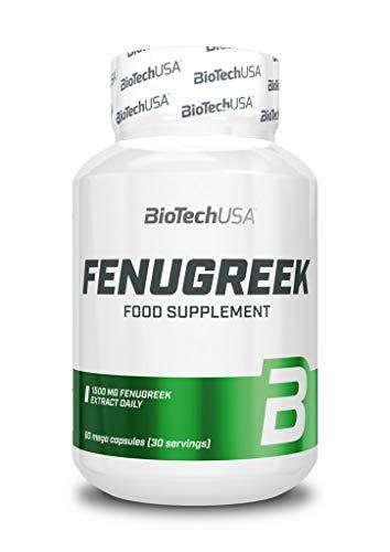 BioTechUSA Fenugreek, 60 Caps, 200 g