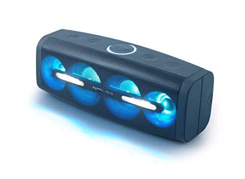 Altavoz Portátil MUSE M-830DJ Gris, Bluetooth. NFC, 50W