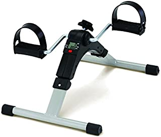 IBS Digital Pedal Exercise Bike (White)