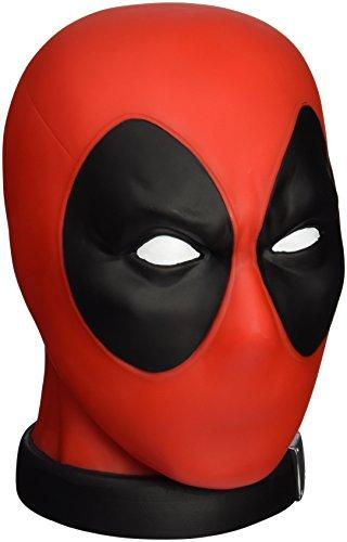 Unbekannt Monogramm Marvel Heroes: Deadpool Head Bank Statue