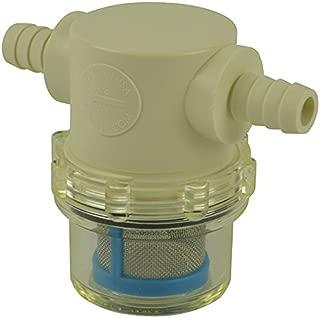 inline water strainer filter