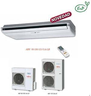 Fujitsu 8435162751040 - Aire acondicionado de suelo-techo aby125uia-lr