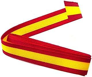 Durabol Cinta Bandera España Pulseras Lazos Pulsera Bandera
